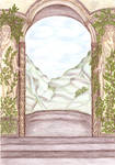 LOTR and HOBBIT Background by maya40