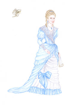 Bernadett's Secret Wardrobe - Puppet Show - Adele
