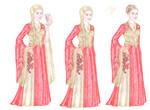 Bernadett's Secret Wardrobe - Cersei Lannister by maya40