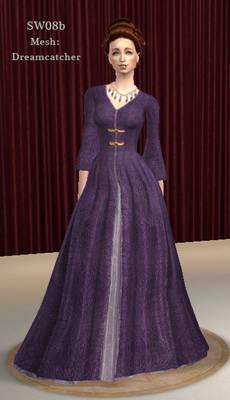 Sansa Stark Wardrobe 08a - 08b