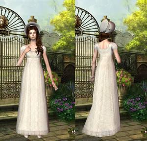 Regency Bride - Regency dress