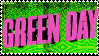 Green Day Uno Stamp by iheartkimpine