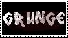 Grunge Music Stamp by iheartkimpine