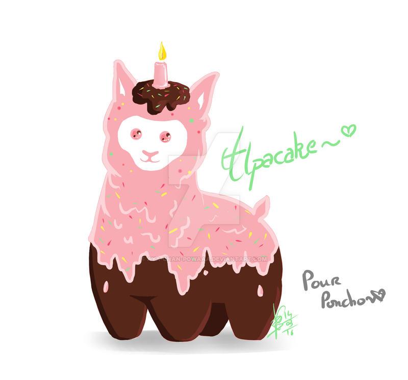 Alpacake by Aya-chan-powaaa