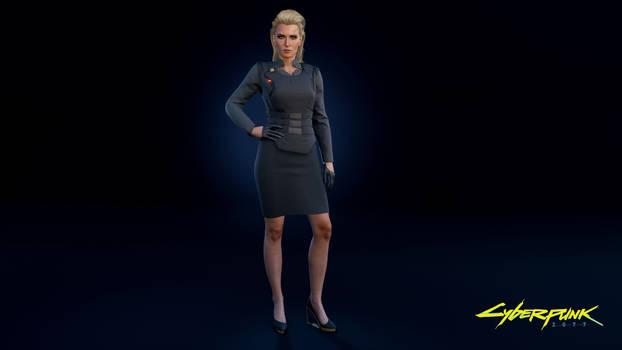 Meredith Stout (5) of Cyberpunk2077