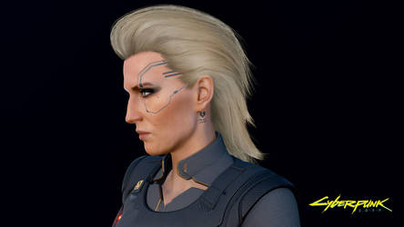 Meredith Stout (7) of Cyberpunk2077