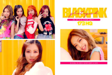 BLACKPINK PHOTOPACK #3 (AS IF IT'S YOUR LAST MV) by Nighlie