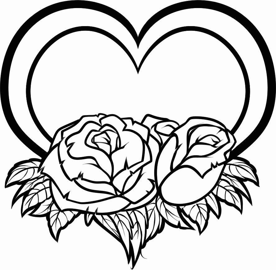Valentine TatWhite Background by DawnieDA on DeviantArt – How to Draw Valentine Cards
