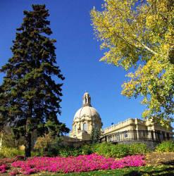 Alberta Legislature Dome