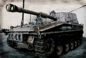 Tank Buster by luciddreamer4423