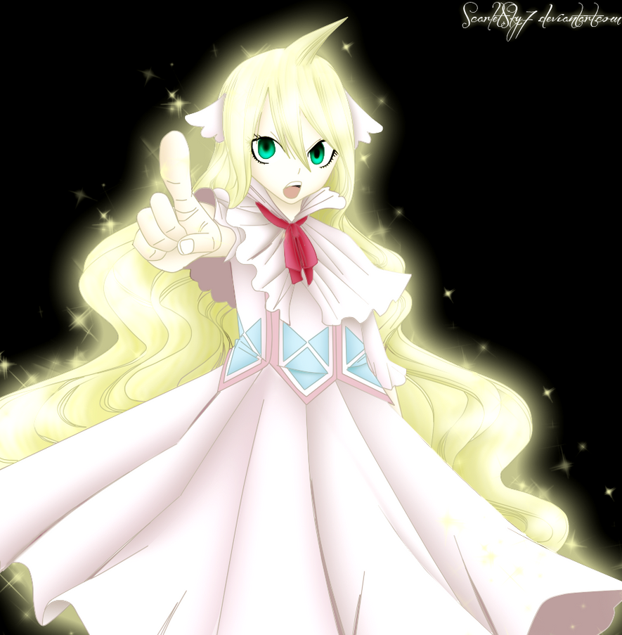 Mavis Vermillion (FT305) by ScarletSky7
