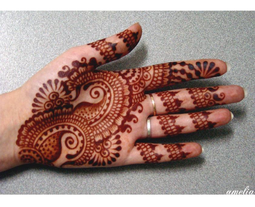 Chand raat mehndi henna designs 2014 - Mehandi By Mehandiartist On Deviantart