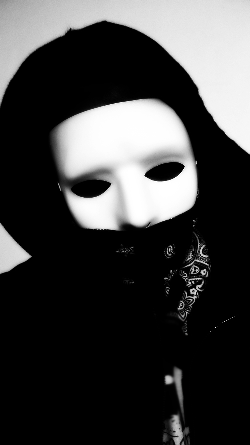 Panasonic P95 Wallpapers: Masked Mask By Cyphaflip On DeviantArt