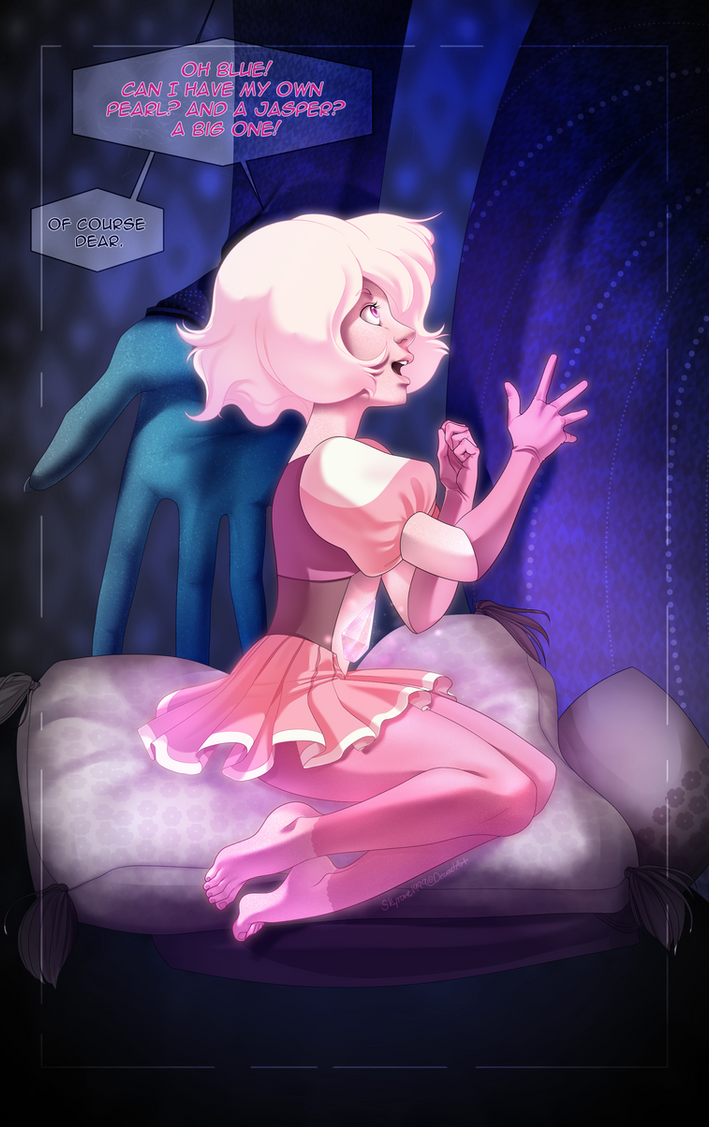Got to draw Pink Diamond again, I wanted to portray her with Blue, as Blue would remember her. Hope you like it! --- Speedpaint! www.youtube.com/watch?v=u11F6O…   --- Tumblr: ...