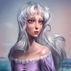 Lady Amalthea - The Last Unicorn