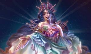 Goddess of the Sea - Elama