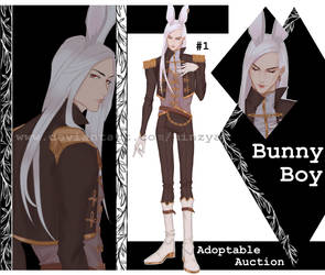 Bunny Boy Adopt [CLOSED]