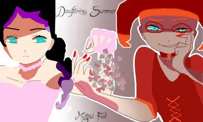Underworld Sisters by ShadowButterflyPenta