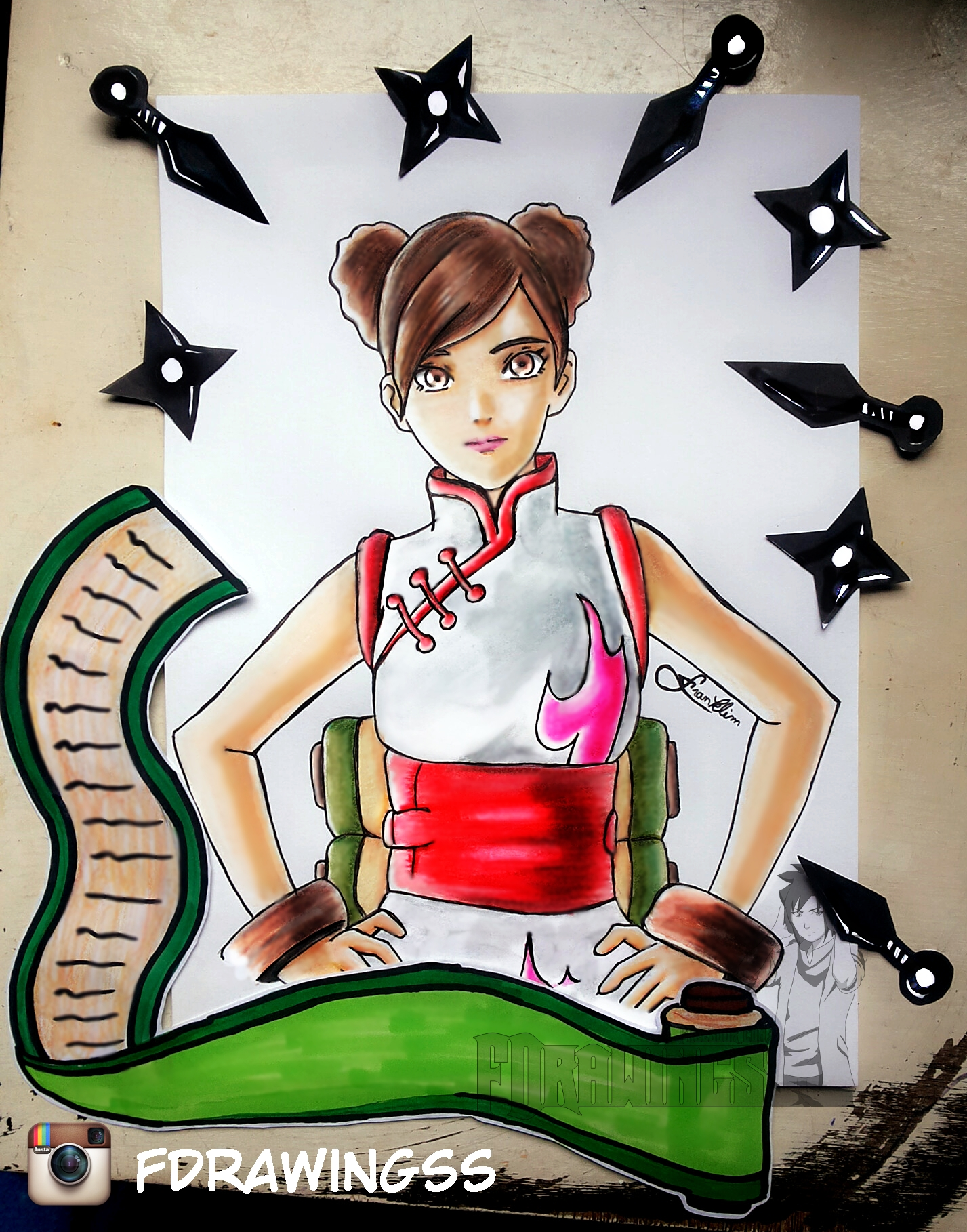 Tenten - The last naruto the movie by FDrawingss on DeviantArt