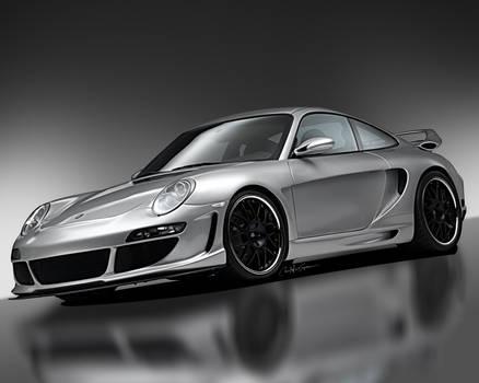 Porsche GTR 650
