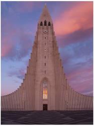 The dominating church by AlatarielCiryatan