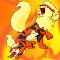 The Coolest Pokemon by Kurokiba