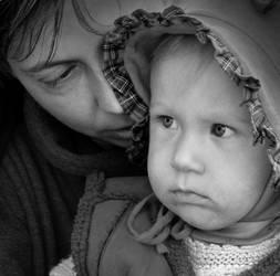 Motherhood by BrokenLens