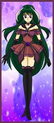 Sailor Tejina by MahouChikara
