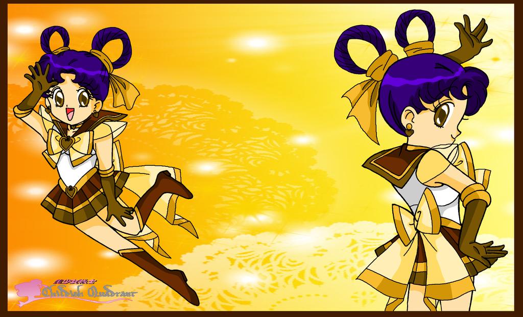 CQ: Sailor Caramel by MahouChikara
