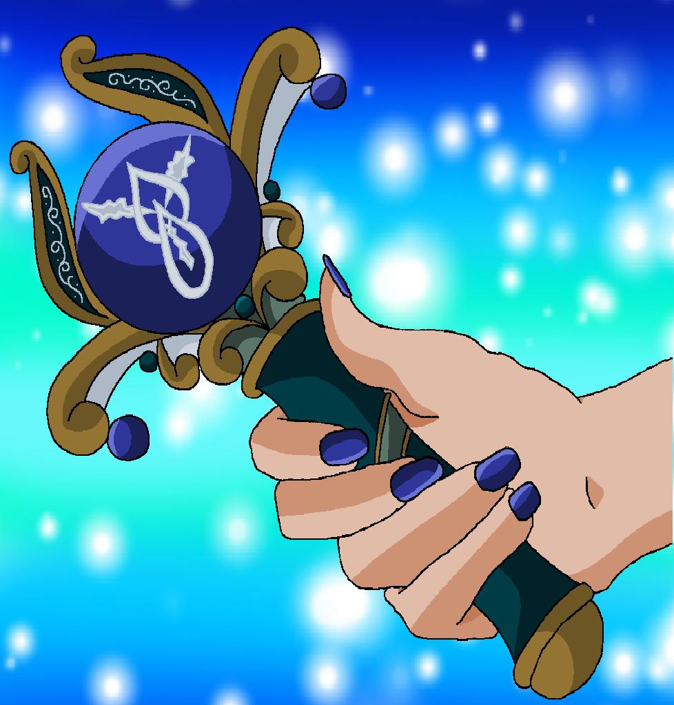 Mozouiki's Magic Stick by MahouChikara