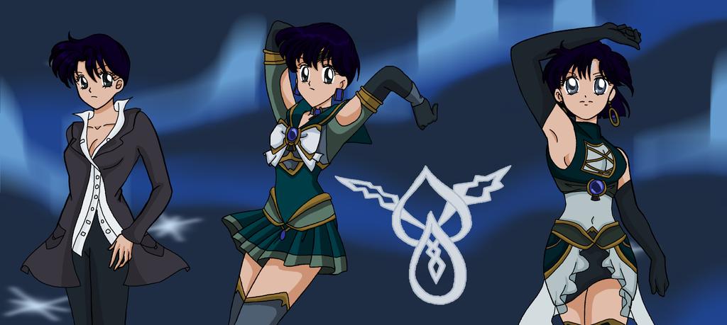 Profile: Sailor Mozouiki by MahouChikara