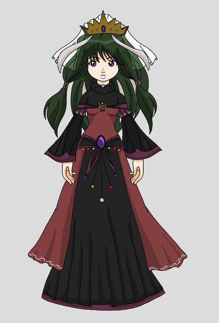 Reference: Queen Chikara by MahouChikara