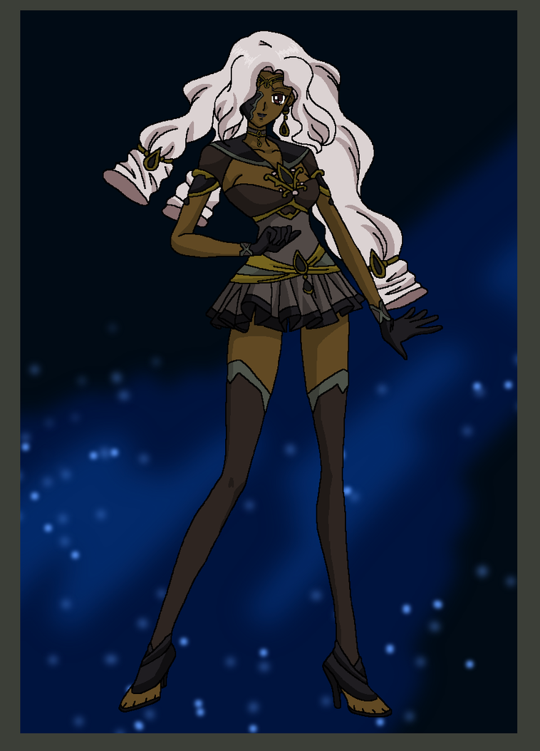 Sailor Kyokkai *Crystal* by MahouChikara