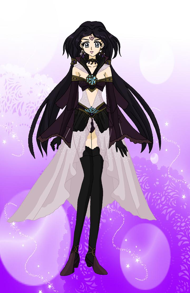 Unmei Sailor Tejina by MahouChikara