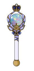 Anjera Magic Rod by MahouChikara