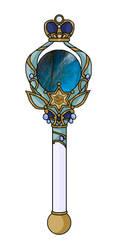 Runia Magic Rod by MahouChikara