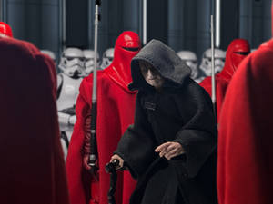 The Emperor's Arrival