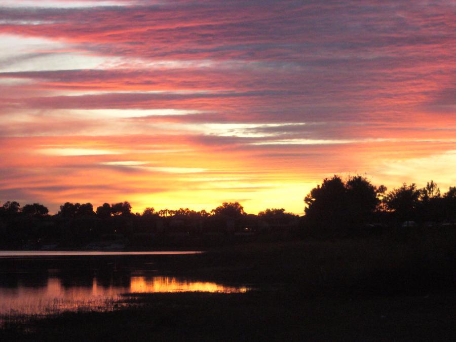 sunsets by thundervelvet