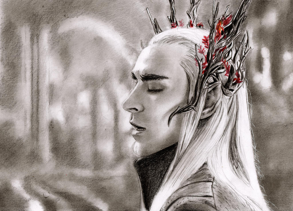 Thranduil by patricemarie