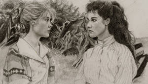 Anne and Diana