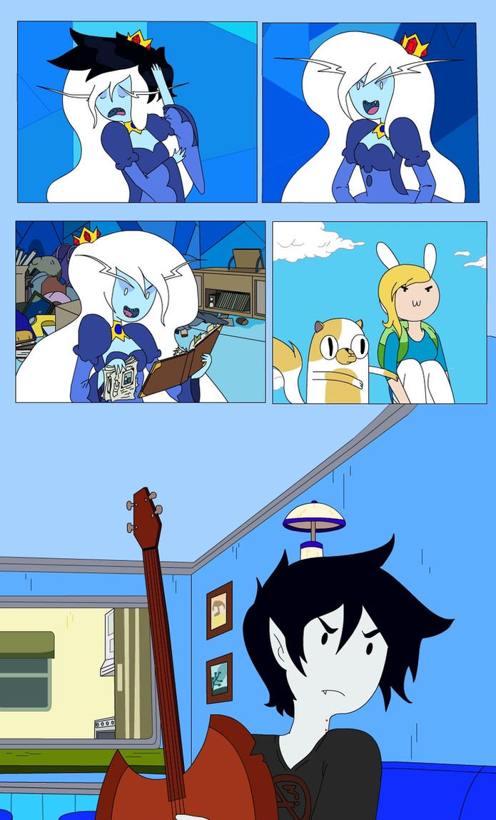 Fionna and Cake: I Remember You (Part 1) by RavenBlood1011