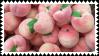 peaches by omnivore-daydreams