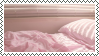 pink bed by omnivore-daydreams