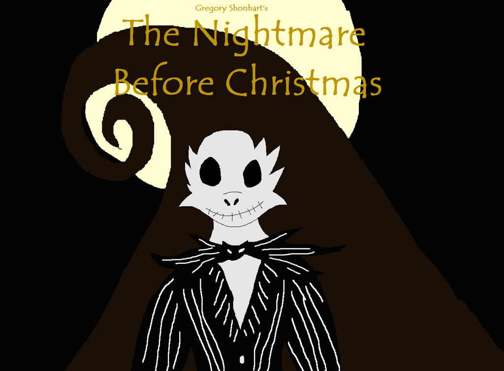 scary movie week the nightmare before christmas by nissandriver217 - Scary Christmas Movie