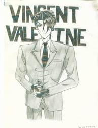 Vincent Valentine turk style