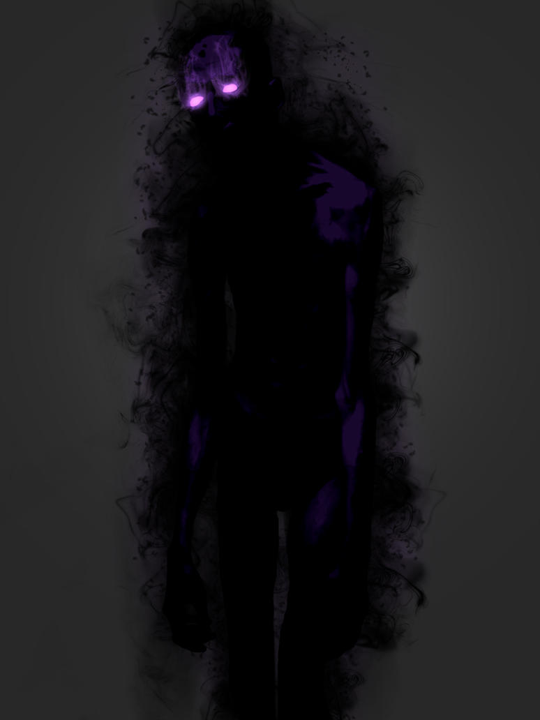 The Enderman by Aulren