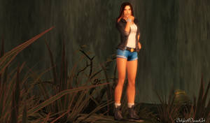 Young Adventure Lara (XPS Updated) by bstylez