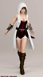 Assassin Creed Kasumi Render by bstylez