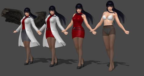 Kyoko Minazuki Re-born Completed
