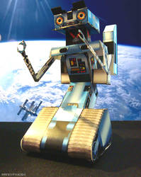 Johnny Five Space